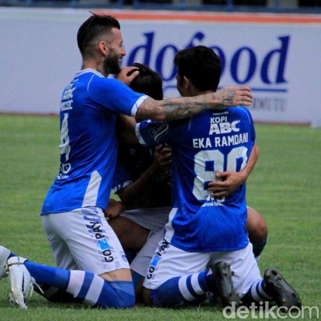 Catatan Pelatih untuk Persib Usai Kalahkan Arema FC