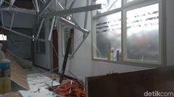 Ruangan RSAL Surabaya yang Ambruk Direnovasi 3 Bulan Lalu