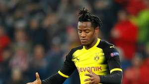 Gol Batshuayi Menangkan Dortmund Atas Hannover