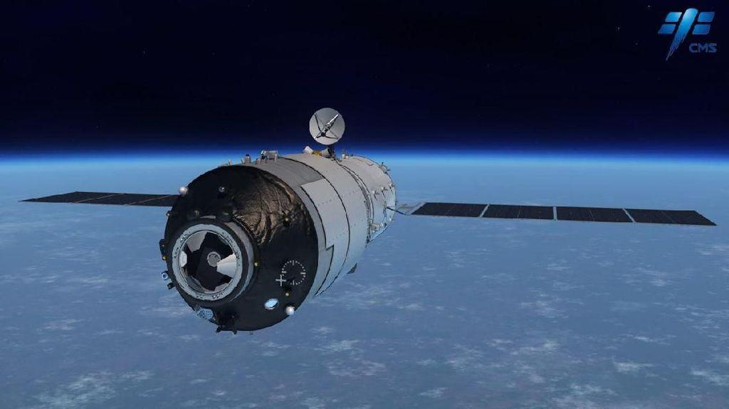 Tiangong-1, Eksprimen Gagal China Saingi ISS