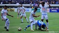 Meski Kalah, Mentalitas Arema FC Dinilai Sudah Meningkat