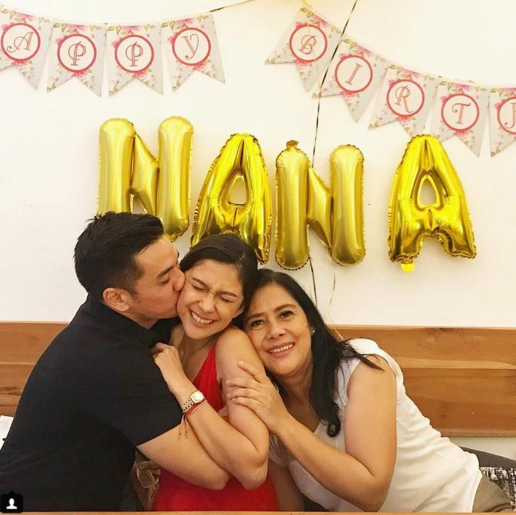 Happy birthday Nana Mirdad!