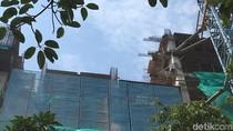 Sandi: Tipiring Jadi Opsi Sanksi Kecelakaan Rusun Pasar Rumput