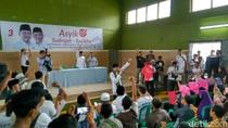 Datang ke Tasikmalaya, Sandiaga Uno Kampanye Sudrajat-Syaikhu