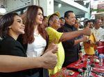 Ngopi Bareng Ketua DPR, Nafa Urbach Ngadu Soal Pelecehan Anak