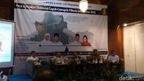 Survei: Pemiilih Jokowi Pro Khofifah, Pemilih Prabowo Pro Gus Ipul