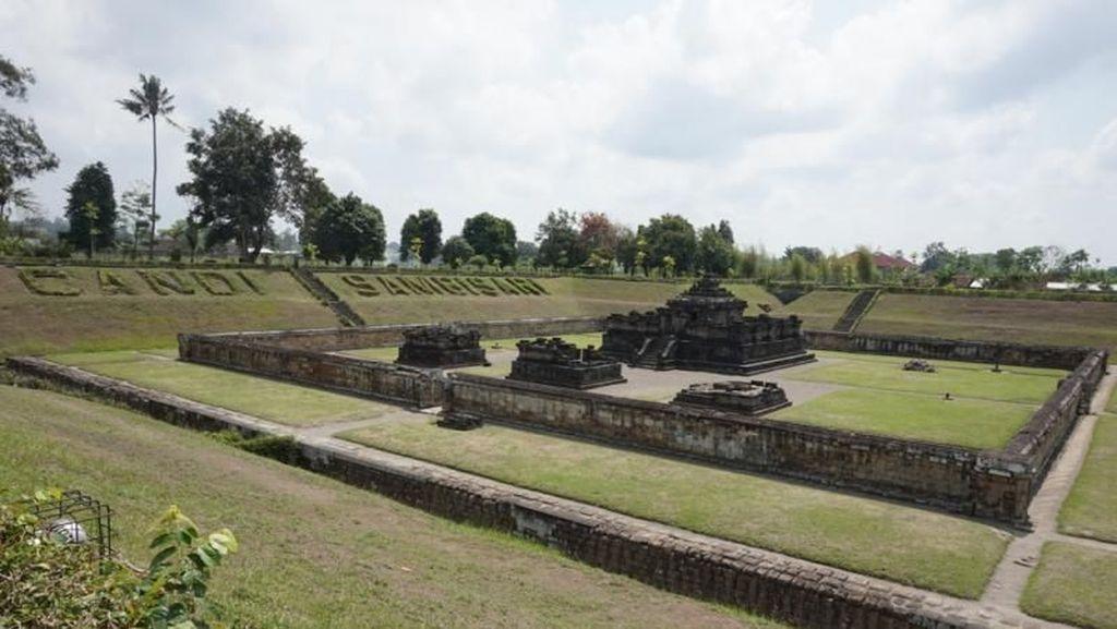 Sudah Tahu Belum, Yogyakarta Punya Candi di Bawah Tanah