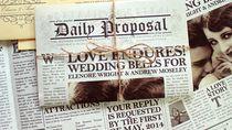 Potret Viral Undangan Pernikahan Super Kreatif