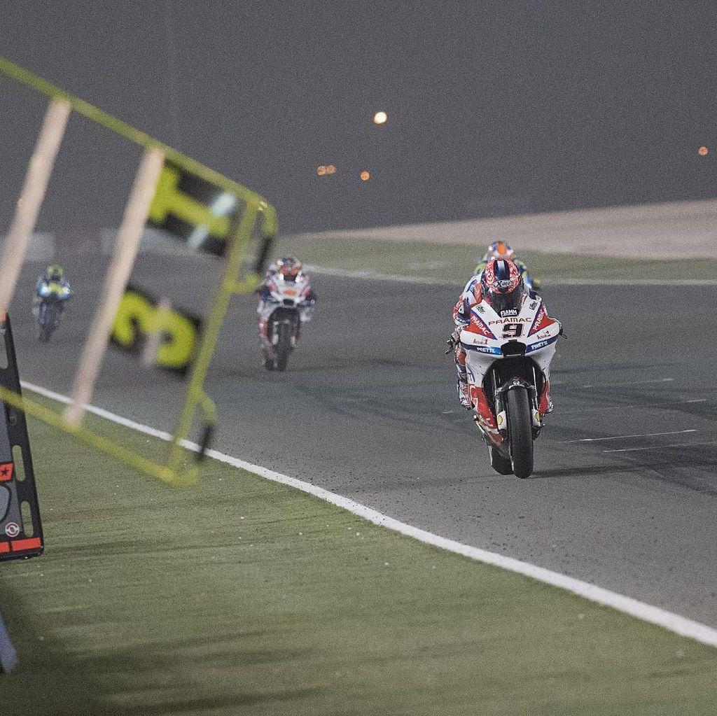 Saksikan Live Streaming MotoGP Qatar di Sini!