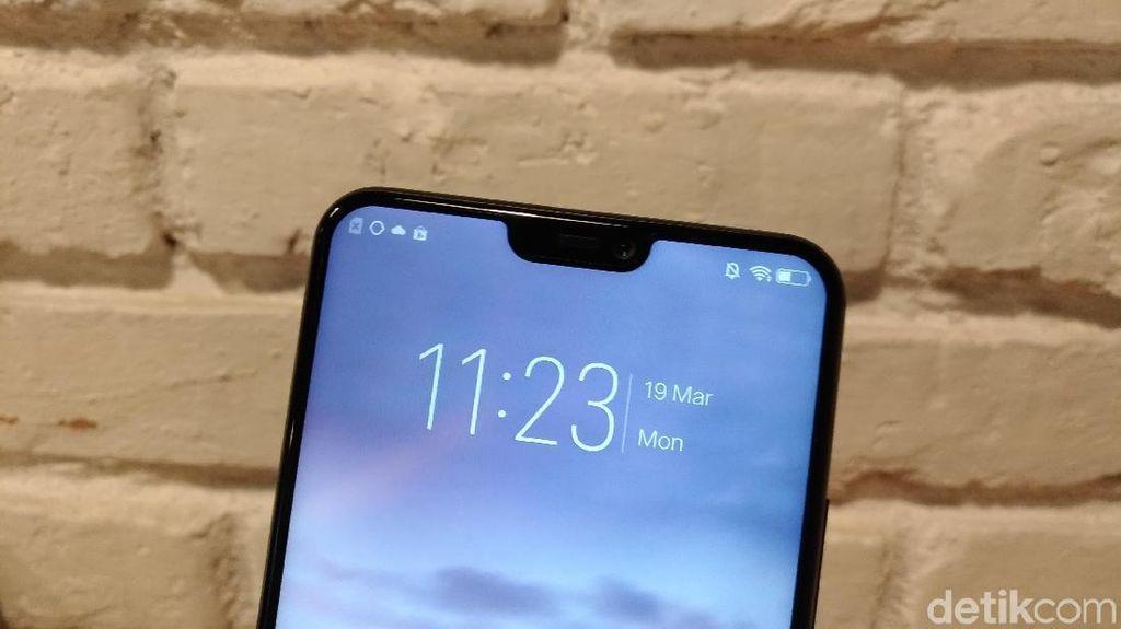 Alasan Vivo V9 Pakai Poni Seperti iPhone X