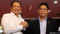 Dipilih PDIP Jadi Pimpinan DPR, Utut Adianto Temui Bamsoet