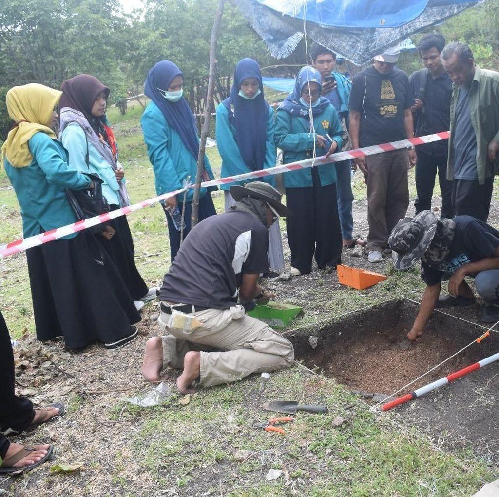 Artefak Kerajaan Lamuri Berusia 700 Tahun Ditemukan di Aceh