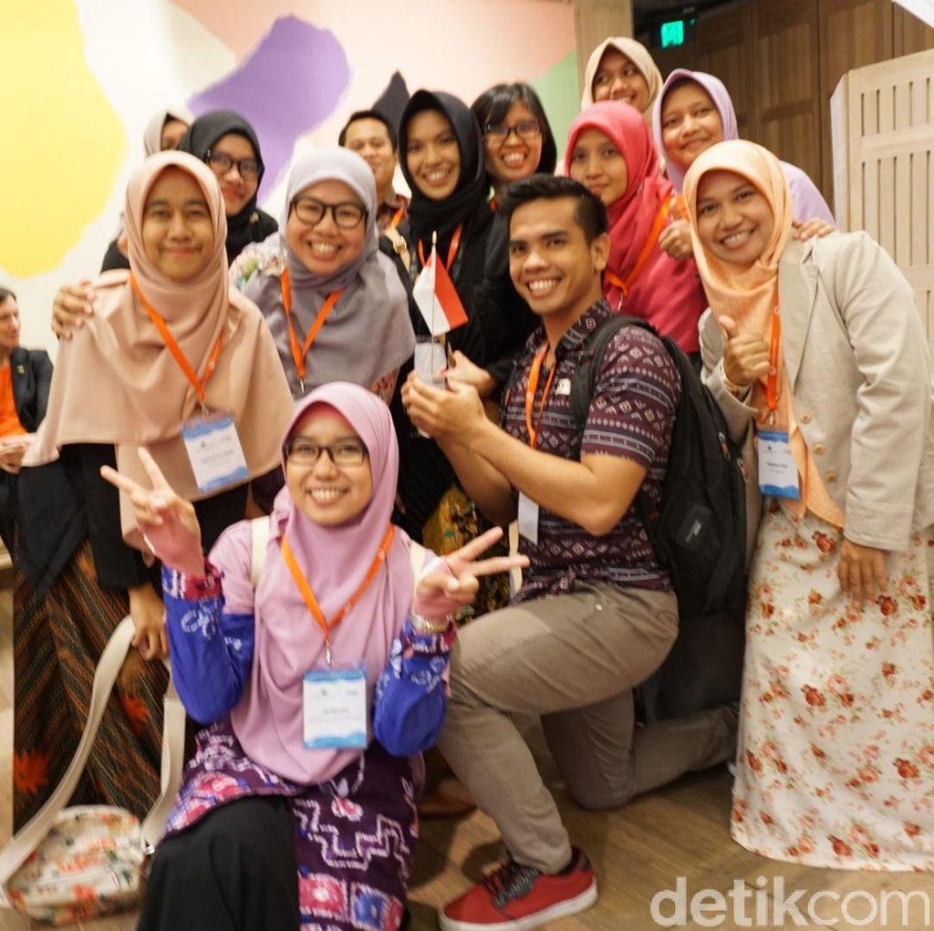 Keseruan Saat Guru-guru dari ASEAN Kopdar di Australia