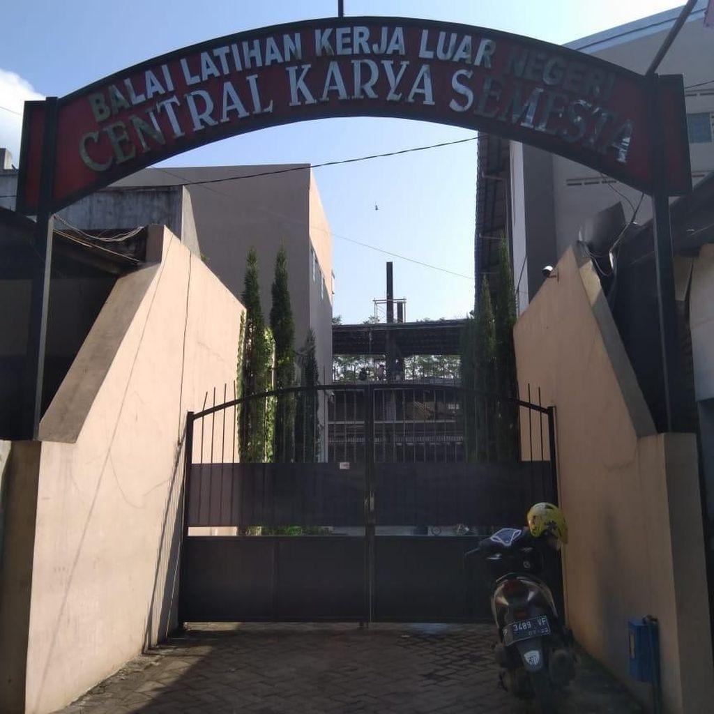 Polisi Evakuasi TKW yang Diduga Disekap PJTKI di Malang