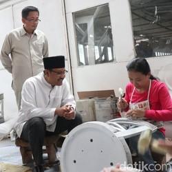 Gus Ipul Harap Jatim Perluas Pasar Ekspor Mebel ke Luar Negeri