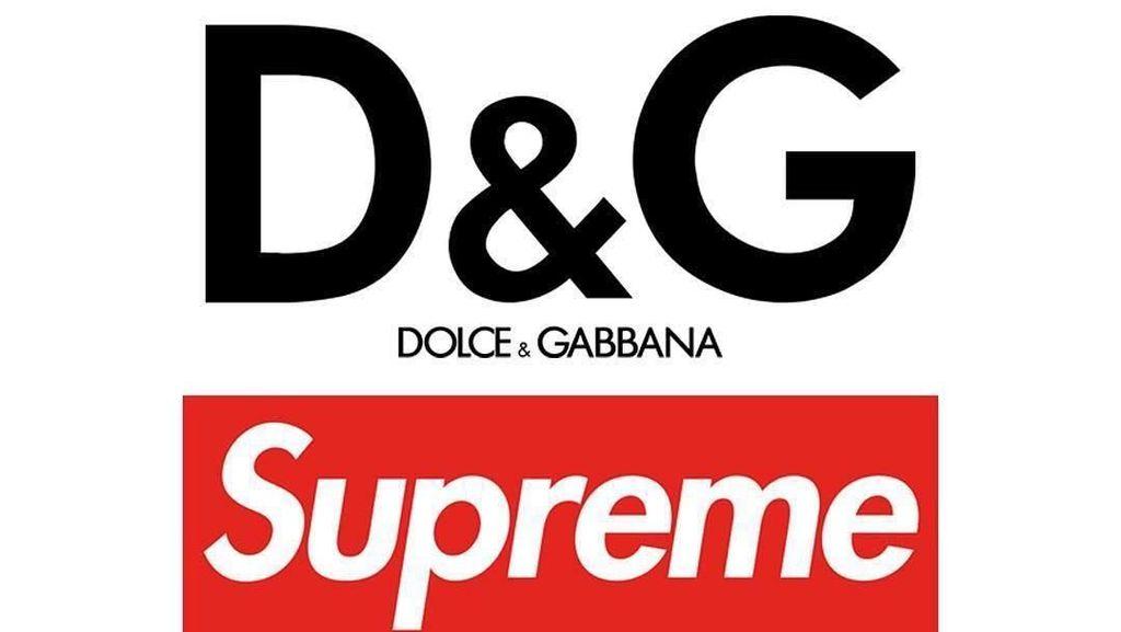 Setelah Louis Vuitton, Giliran Dolce & Gabbana Gandeng Supreme?