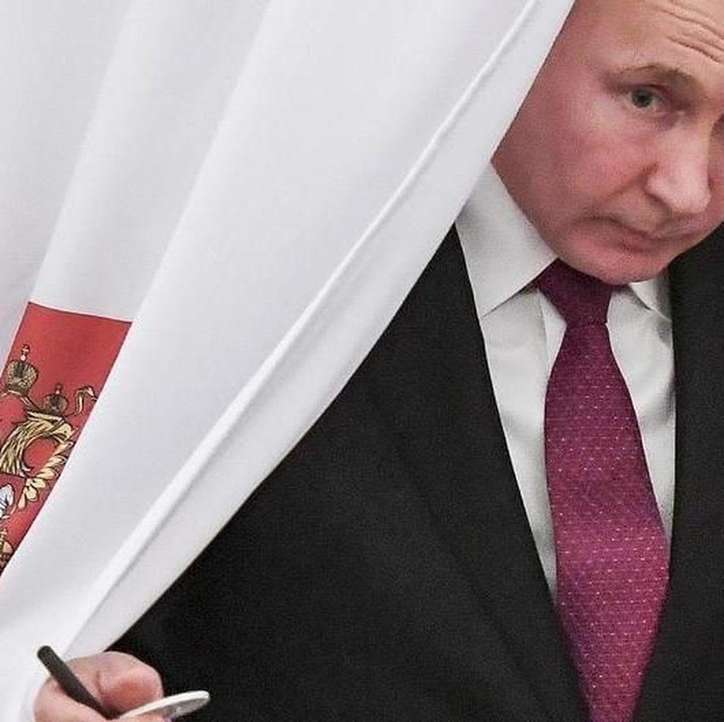 Laporan Dugaan Kecurangan Warnai Pemilihan Presiden di Rusia