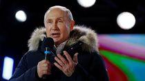 Putin: Omong Kosong Kalau Rusia Racuni Eks Mata-mata