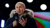 Vladimir Putin Ingin Kalahkan Elon Musk Mendarat di Mars