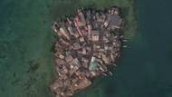 Katanya Ini Pulau Paling Padat Penduduknya