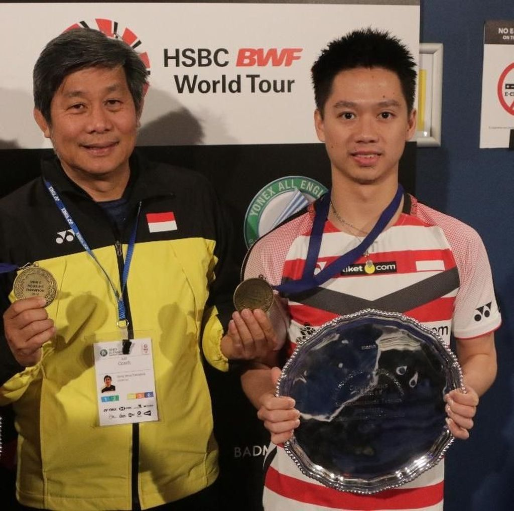 Pelatih Puji Daya Juang Kevin/Marcus