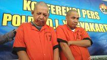 Polisi Yogya Tangkap 2 Pencuri Kartu ATM yang Beraksi Bak Pesulap