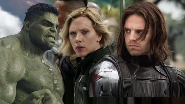 Black Widow di Antara Hulk dan Winter Soldier