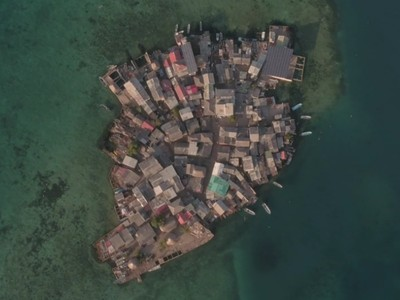 Foto: Inikah Pulau Paling Padat Penduduknya?