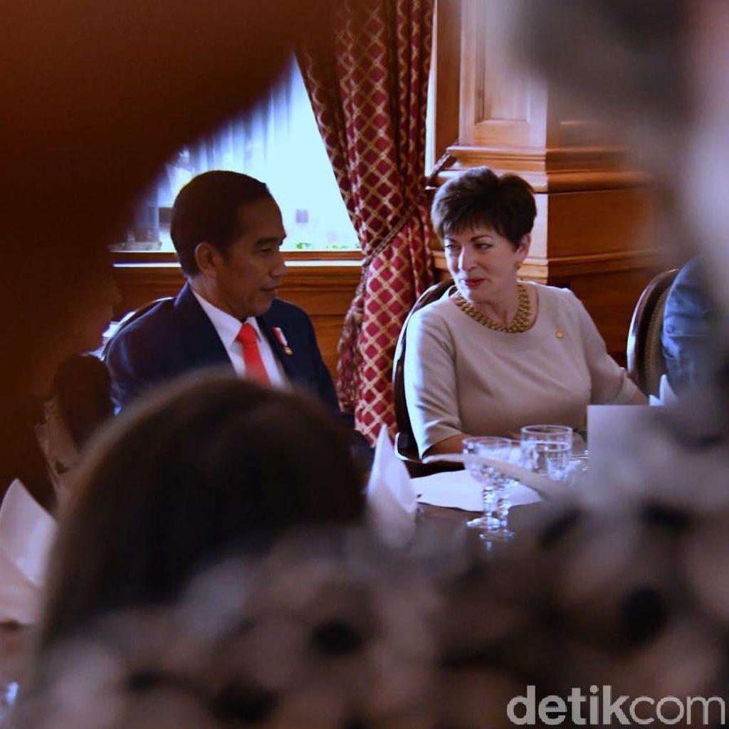 Diplomasi Kopi Jokowi di Selandia Baru