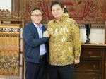 PAN: Wajar Jokowi Bertemu Airlangga Bahas Cawapres