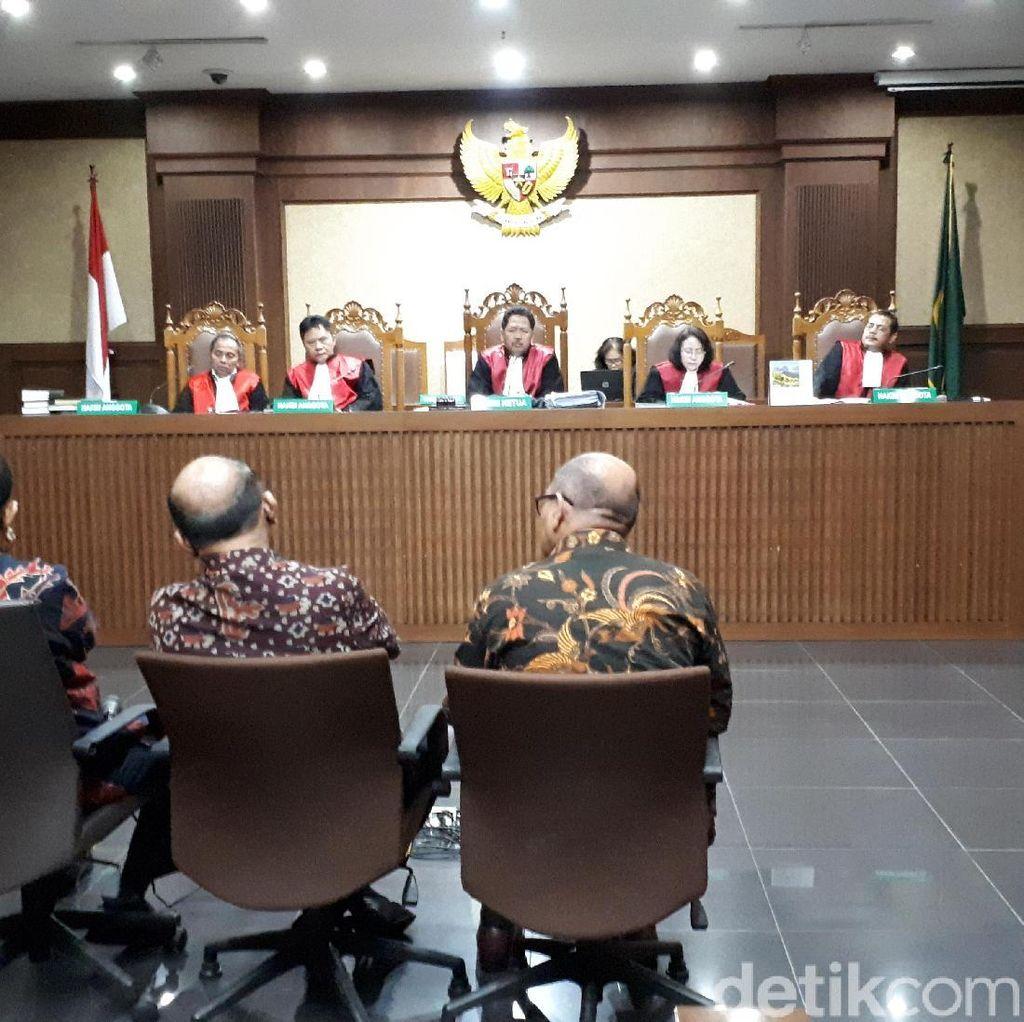 Alasan Novanto Minta 2 Politikus Golkar Jadi Saksi Meringankan