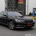 BMW Seri 7 Hybrid, Galak tapi Nyaman