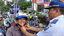 56 Pemotor Bandung Kena Razia di Simpang Paling Tak Beradab