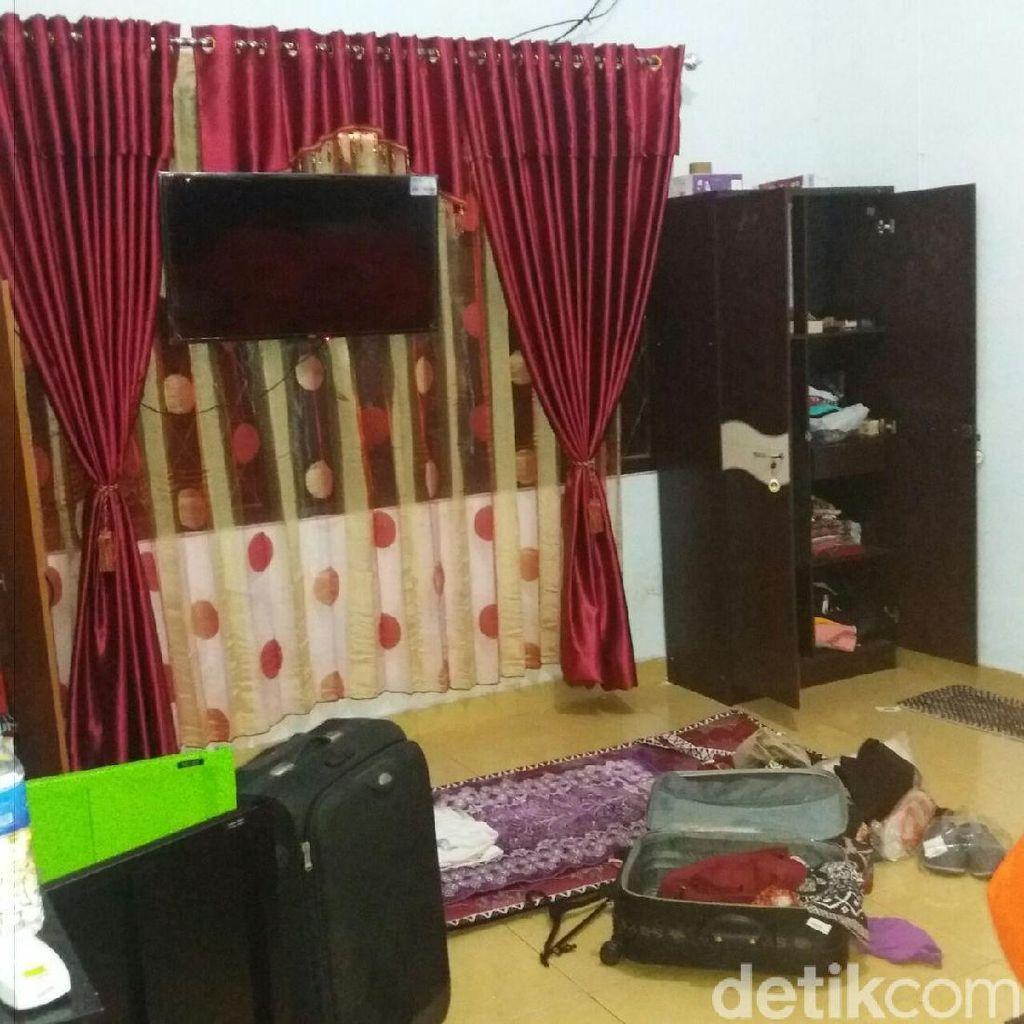Rumah Polisi di Makassar Dibobol Maling, Perhiasan Raib
