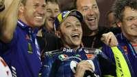 Kontrak Baru dari Yamaha Dibalas Rossi dengan Podium Qatar