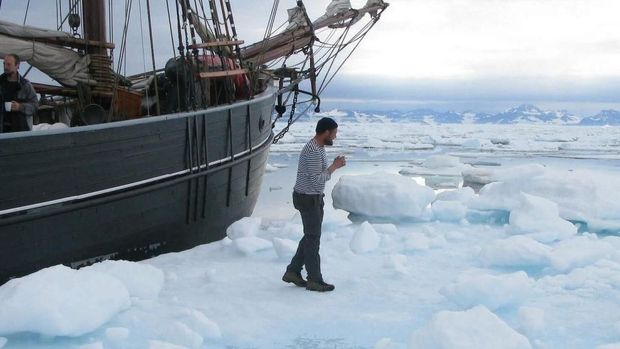 Laut di Ittoqqoortoormiit beku selama 9 bulan (visitgreenland.com)
