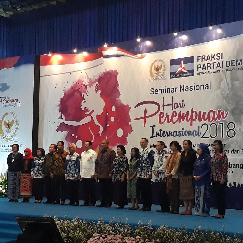 di DPR, SBY Bicara Sudah Duluan Blusukan Sebelum Jokowi