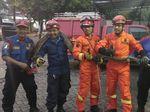 Video Ular Sanca yang Meliuk-liuk di RM Padang