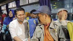 Emil Naik Angkot dan Bus, Dengarkan Keluhan Sopir dan Penumpang