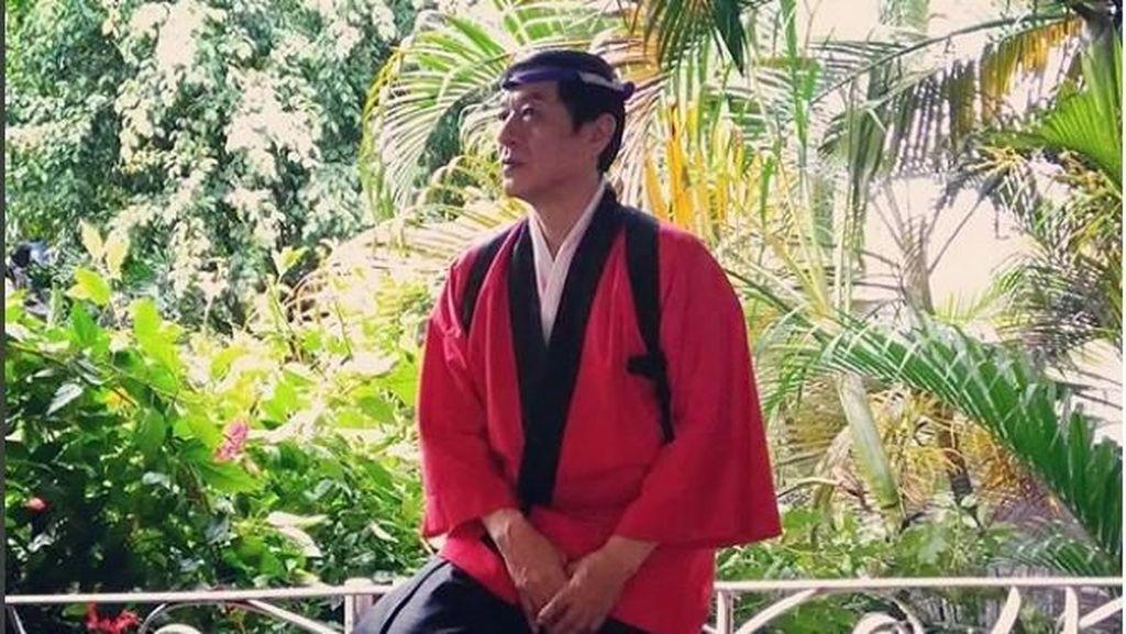 Chef Harada Meninggal Dunia