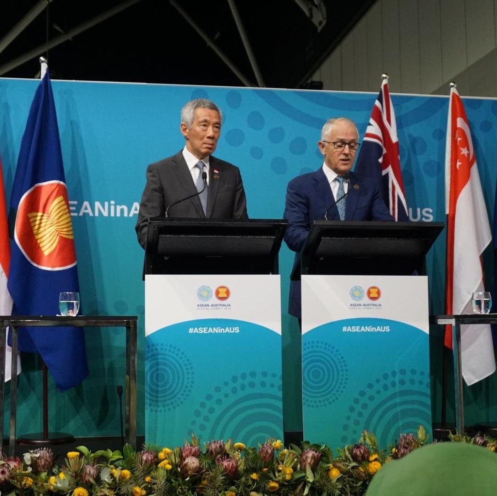 ASEAN-Australia Desak Korut Hentikan Program Nuklir