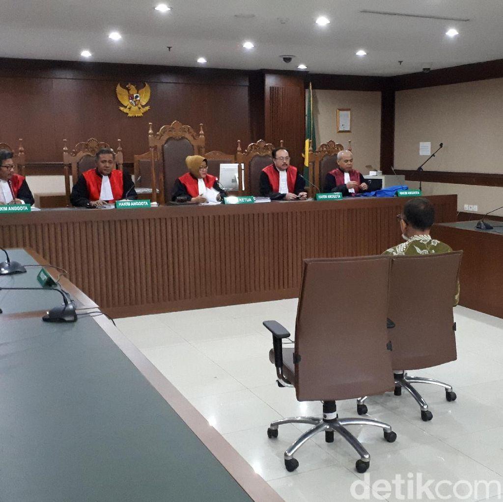 Eks Pejabat Bakamla Divonis 4 Tahun Penjara