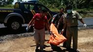Mayat Pria Telanjang Dada Ditemukan di Kebumen