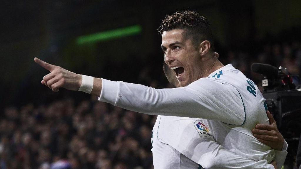 Ambisi yang Membedakan Ronaldo dengan Pemain Lain