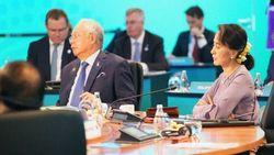 PM Malaysia Kritik Keras Aung San Suu Kyi Soal Rohingya