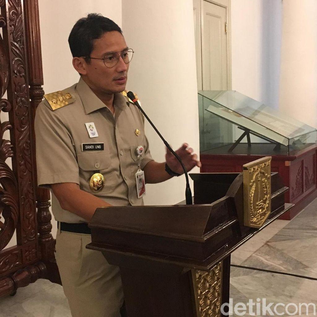 Sandi: Telur Palsu di Jakarta Hoax, Masyarakat Jangan Khawatir