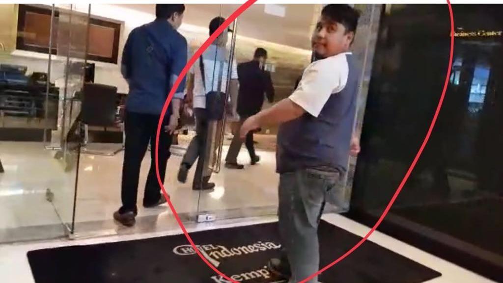 Jejak Ramlan, Koruptor Rp 2 M yang Ngumpet di Hotel Mewah