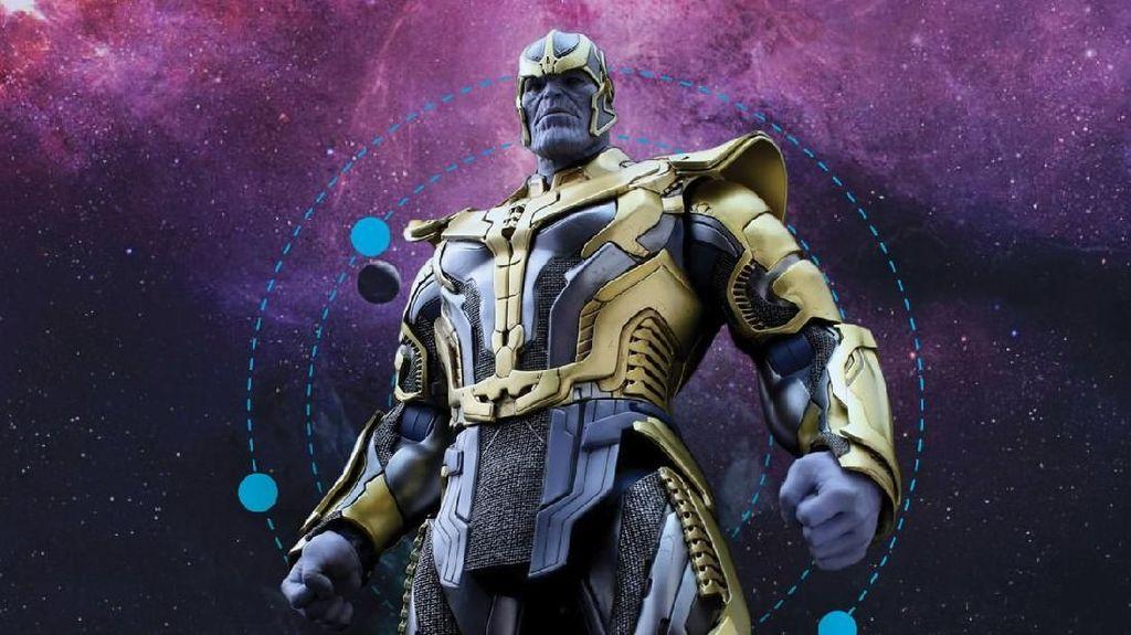 Mengapa Thanos Ingin Menghancurkan Setengah Alam Semesta?