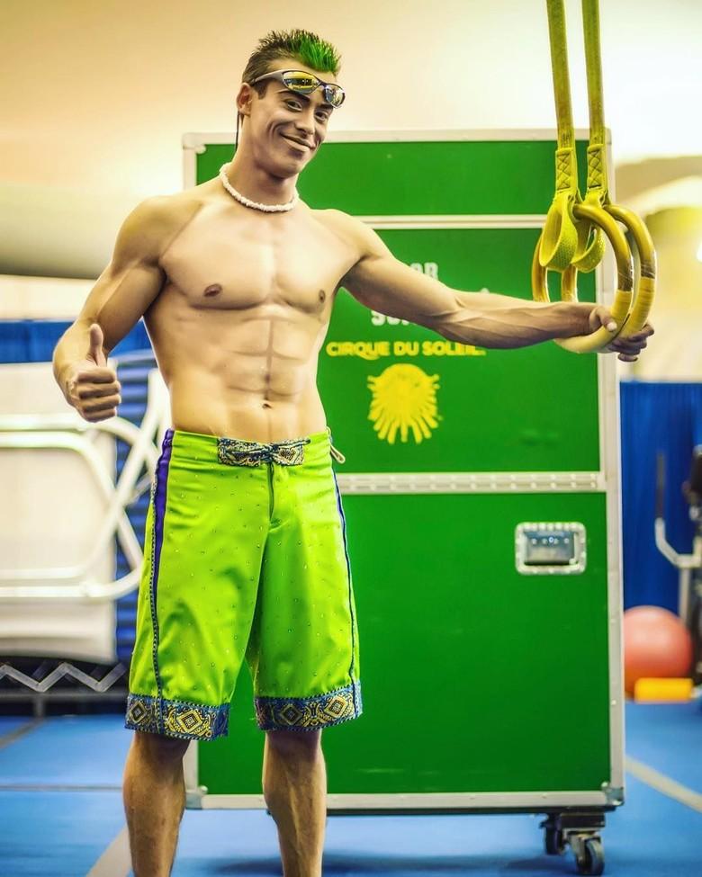 Foto: Arnaud, Bintang Sirkus Berpengalaman yang Tewas Saat Beraksi