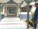 Tim Investigasi Runtuhnya Atap Ruangan RSAL Surabaya Mulai Bekerja